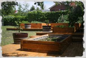 dovetail timbers raised timber garden beds dovetail timbers