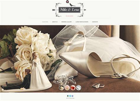 Wedding Album Website Template by Wedding Album Website Template 47762