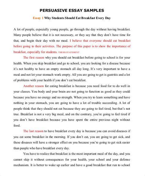 persuasive speech  writing  persuasive essay