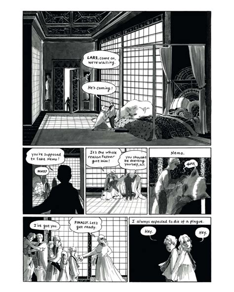 walden comic book the end of summer by tillie walden digital comics and