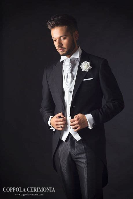 25  best ideas about Wedding tuxedos on Pinterest   Men