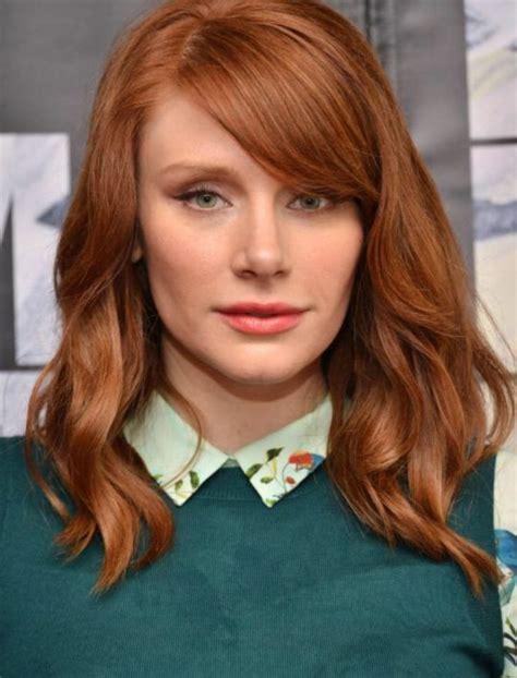 Dallas Haircuts And Colors | bryce dallas howard hair inspiration haircuts and colors