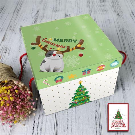yilucai christmas gift boxes manufacturer christmas gift