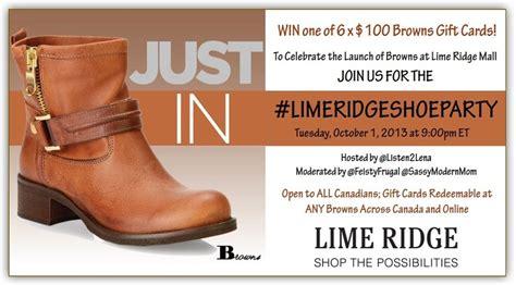 Limeridge Mall Gift Card - it s a shoe party limeridgeshoeparty