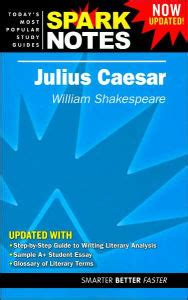 themes in hamlet cliff notes julius caesar sparknotes literature guide by sparknotes
