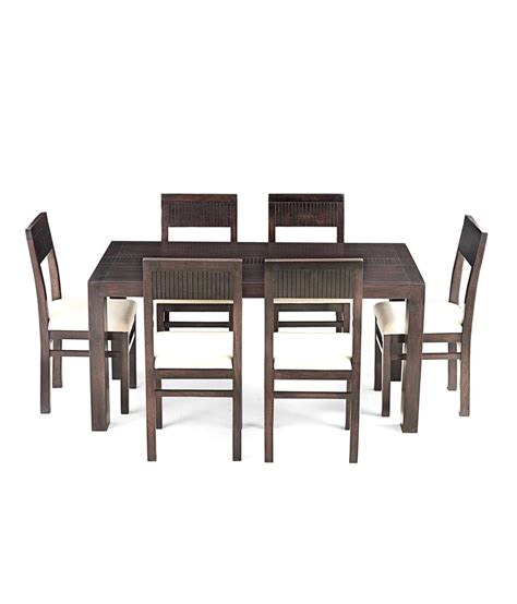 Solid Wood 6 Seater Dining Set Buy Solid Wood 6 Seater Dining Set At Best Prices In Hauslife Stanford Solid Wood 6 Seater Dining Set Buy Hauslife Stanford Solid Wood 6 Seater