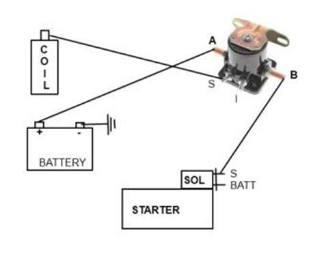 3 post starter solenoid wiring diagram 3 free engine