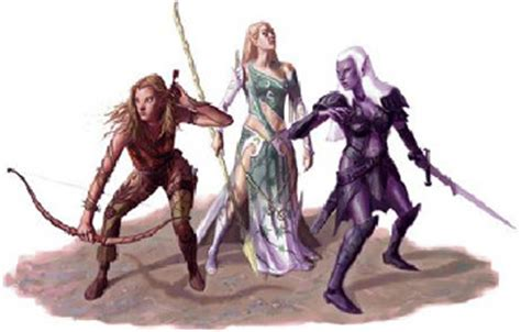 King Of Assassins Elven Ways our elves are better all the tropes