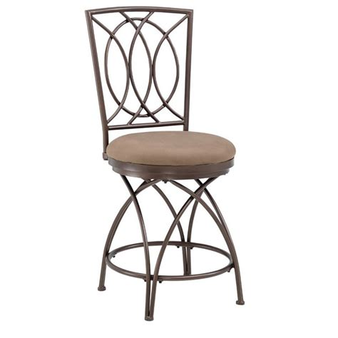 Powell Big And Bar Stools by Powell Furniture Big And 24 Quot Counter Stool In Bronze
