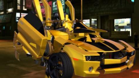 Mod Gta 5 Transformers   gta iv mod transformers bumblebee transforms 3d youtube