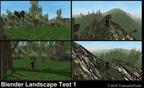 blender 3d landscape tutorial blender landscape test 2 by dennish2010 on deviantart