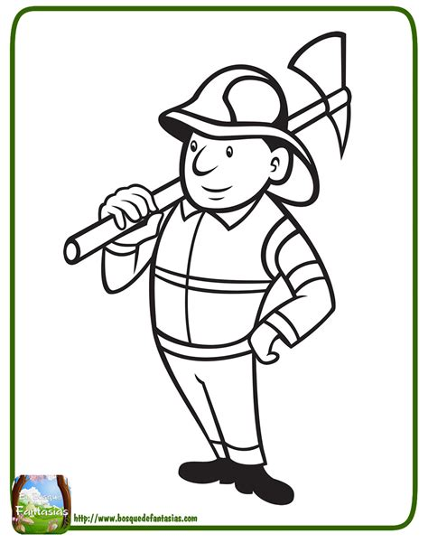 Color For Calm by 99 Dibujos De Bomberos 174 Im 225 Genes Infantiles Para Colorear