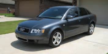 Audi A4 1 8 T 2005 Audi A4 1 8 2005 Auto Images And Specification