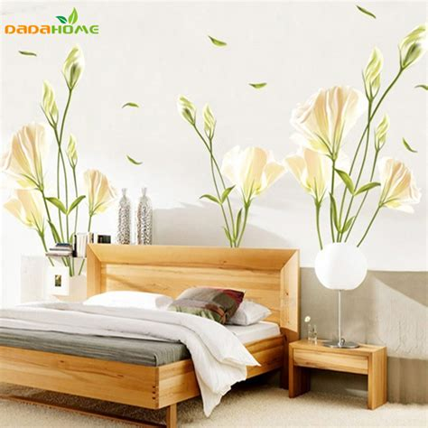 flowers wall stickers flowers wall sticker on the wall vinyl wall stickers