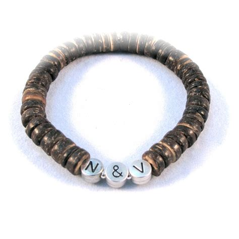 Handmade Bracelets With Names - beaded wristband all bracelets name bracelets