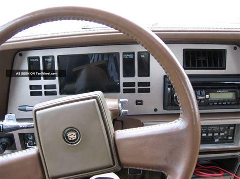Cadillac Cimarron Interior by Car Picker Cadillac Cimarron Interior Images