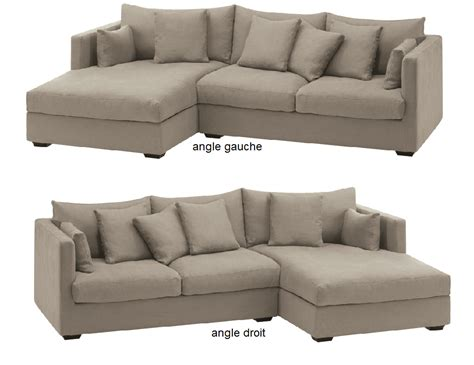 housse canape angle housse canap 233 d angle chicago