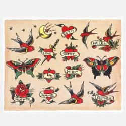 vintage heart tattoo designs vintage flash i want the with ollie s name on