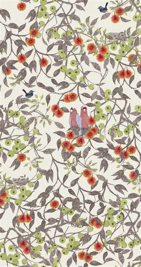 Floral Upholstery Fabric Australia by 1000 Images About Australiana On