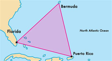 the mysterious bermuda triangle hookedoninspirations blog the mystery of the bermuda triangle may finally be solved