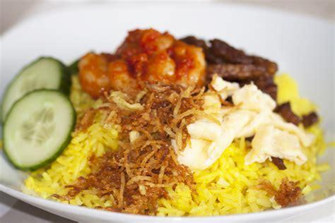 resep membuat nasi kuning yang mudah resep nasi kuning enak dan gurih resep masakan