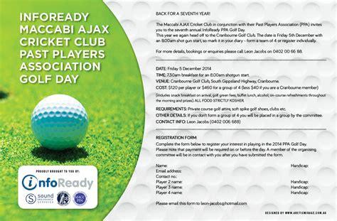 sle letter invitation to appraisal invitation letter sle golf tournament officers portal