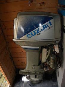 Suzuki 55 Hp Outboard Suzuki Dt 55 Hp Outboard Engine Power Trim For Sale In