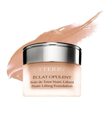 by terry eclat opulent nutri lifting foundation 1 natural radiance 201 clat opulent complexion makeup by terry