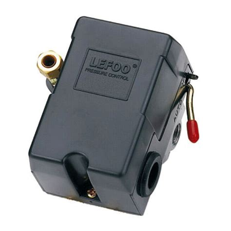 lefoo lf10 air pressure switches 25 175 psi rayleigh