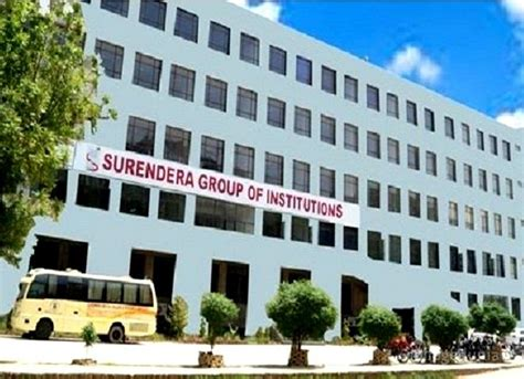 Mba College In Ganganagar by Surendera Dental College And Research Institute Sdc