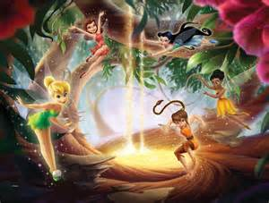tinkerbell wall mural pro art murals fairies