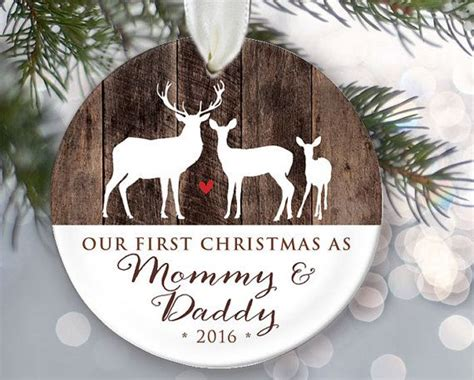 Newlywed Christmas Ornament - 1000 ideas about new grandparent gifts on pinterest grandparent gifts personalised keepsake