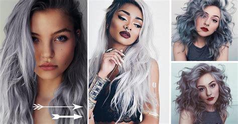 imgenes de cabellos teidos de gris 161 cabello gris 191 c 243 mo hacerlo 161 mira este tutorial para