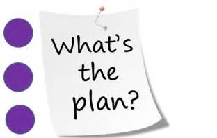 make plan gallery for gt making a plan