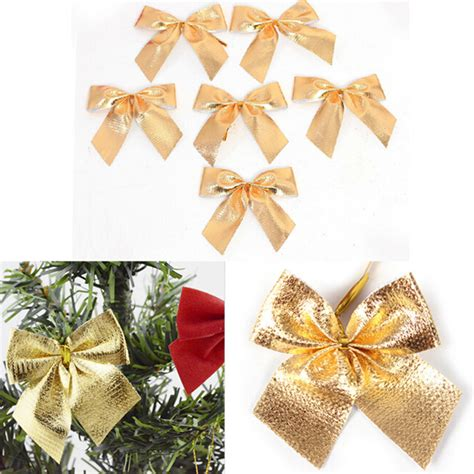tree bow decorations 12pcs tree bow decoration baubles new year