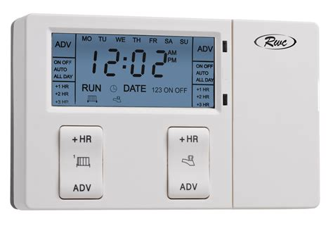 reliance rw2 two channel central heating programmer ch hw