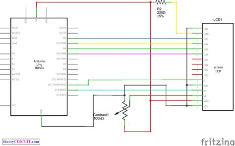 lcd display wiring diagram 26 wiring diagram images