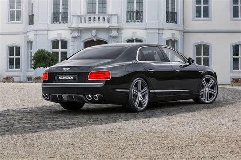 bentley flying spur custom official startech bentley flying spur gtspirit