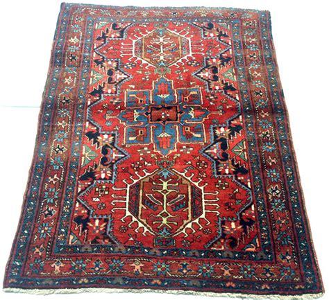 Oud Perzisch Tapijt by Mooi Oud Perzisch Tapijt Heriz 105x140 Cm