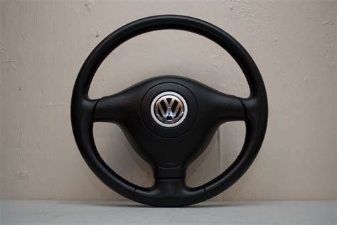 sold fs mkiv  spoke vw leather steering wheel big sky euro
