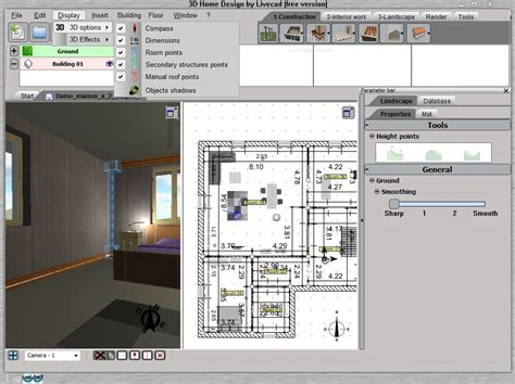 Home Design Software With 3d | 3d home design software windows 3d home design free