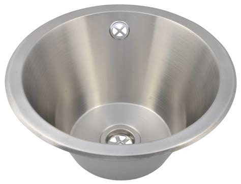 small round kitchen sinks pyramis royal mini round sink small round sink