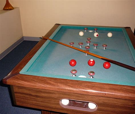 file bumper pool table jpg wikimedia commons