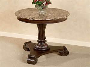 marble top end table decor ideasdecor ideas