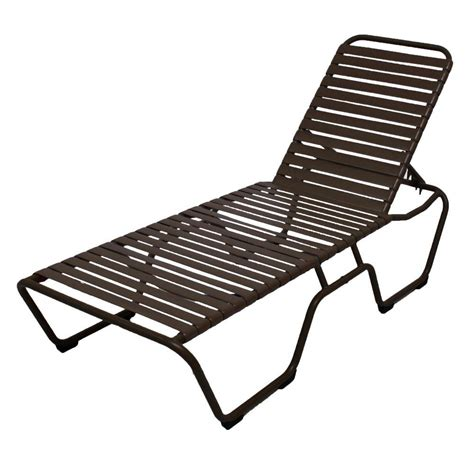 Patio Chaise Lounge Marco Island Brownstone Commercial Grade Aluminum Patio Chaise Lounge With Dupione Kiwi Sling
