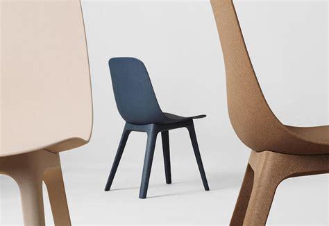 sedia studio ikea odger la nuova sedia ikea nata dal materiale riciclato