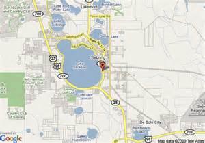 map of kenilworth lodge sebring