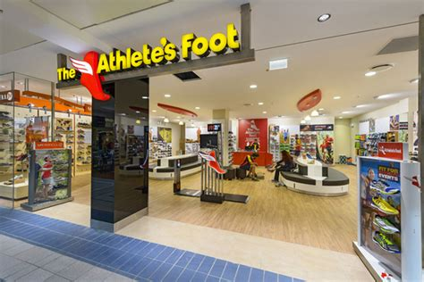 foot athlete shoe store gallery the athlete s foot severn graphics severn