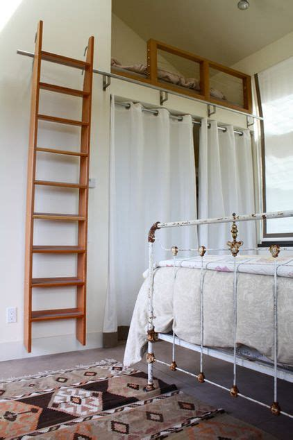 houzzcom   sleeping loft   closet