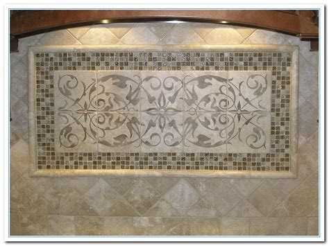 Kitchen Mosaic Designs Tile Backsplash Designs Home And Cabinet Reviews